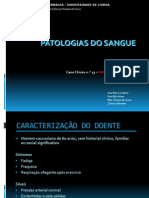 Fisiopatologia Do Sangue - Anemia a