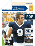 2011 HappyValley.com Fall Fun Guide
