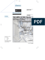 Ssb the Abcs of Cdo Equity