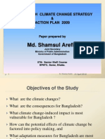 Climate Change Strategy & Action Plan 2009