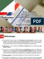 Buzz Politique - 5 Octobre 2011