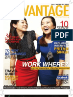 UniVantage - Issue 5 - September 2011