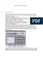 Belajar Membuat Program PLC Omron Digital