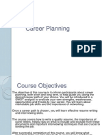 Career Planning Course With Aritculate