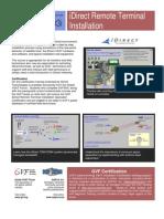 BR-4 GVF iDirect Installer Certification