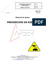 Manual Prevencion de Riesgos