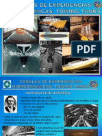 Canales Hidrodinámicos PPT
