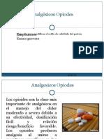 Analgésicos Opiodes Emma
