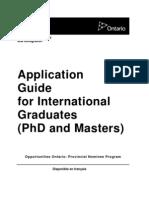 Oi App Guide Phd 2