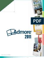 2011 Admore Presentation Folder Line by PromoteSource