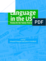 Language in USA