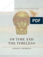Of Time and the Timeless
