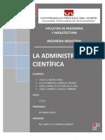 La Admin is Trac Ion Cientifica