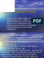 Generally on France Slid Show