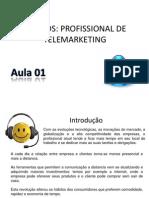 noções de telemarketing 01