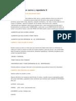 Ideas Pr+ícticas en Cocina y Reposter+¡a II
