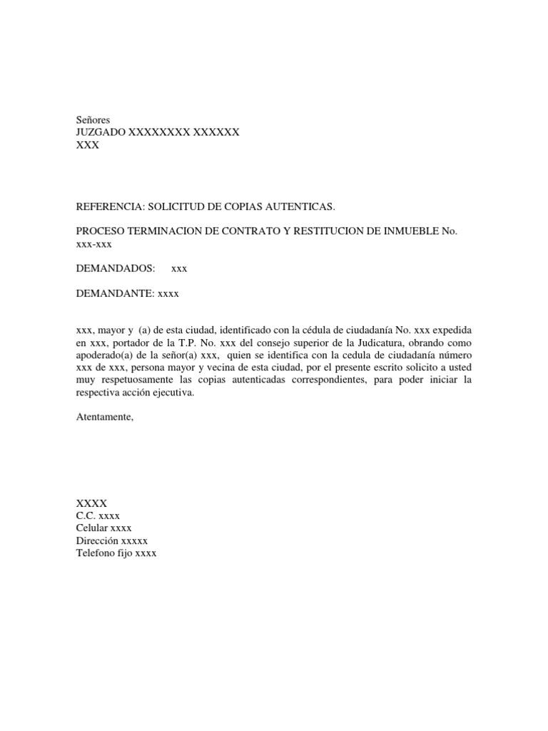 Increíble Plantilla De Solicitud Escrita Ornamento - Ejemplo De ...