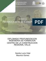 Produccion de Competencias