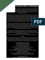 A Medicina Ayurvédica e os Doshas