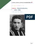 Valeriu Gafencu - Sfantul inchisorilor [complet] (1921 - 1952)