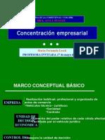 Concentracion Empresas