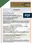 PROGRAMAÇÃO SEMINARIO DE FENOMENOLOGIA