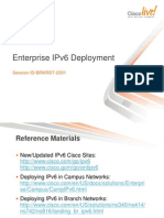 How to Convince Your Boss to Deploy Ipv6