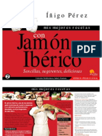 Recetas Con Jamon Iberico (Perez Inigo)
