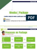 Tutorial Wooba | Package – Módulo 4 Fluxo de Autorização