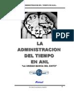 Admin is Trac Ion Del Tiempo