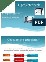 TEMA 1 – El projecte tècnic