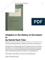 Chapters in the History of t