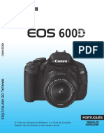 Manual Maquina Canon.eos.600d