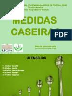 MEDIDAS CASEIRAS OK