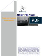 Spolink_usermanual