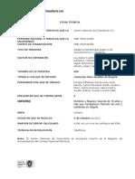 Ficha CM& Octubre 3 Alcalde de Bogota