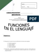 Guia Ejercicios Funciones en El Lenguaje _2010