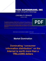 Credibility Brands