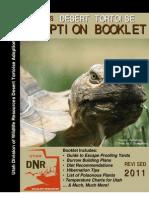 Utah Wildlife Guide to Adopt a Desert Tortoise