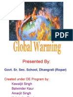 Global Warming Dhangrali