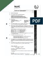 EEx-Cert RCCx2 Ex-96.D.3826 Eng