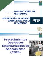Procedimientos Operativos de Estandarizacion de to MIEL