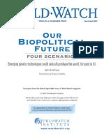 Bio Political Future