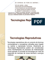 Tecnologias reprodutivas