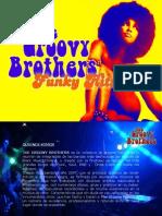 011 the Groovy Brothers Presentacion