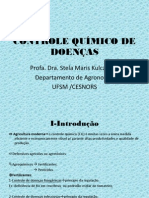 CONTROLE QUÍMICO DE DOENÇAS AGRO