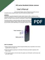XP2 Manual
