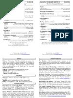 Cedar Bulletin Page - 10-09-11