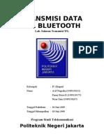 Percobaan 4 Bluetooth