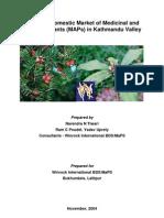 Medicinal Herb Market Report